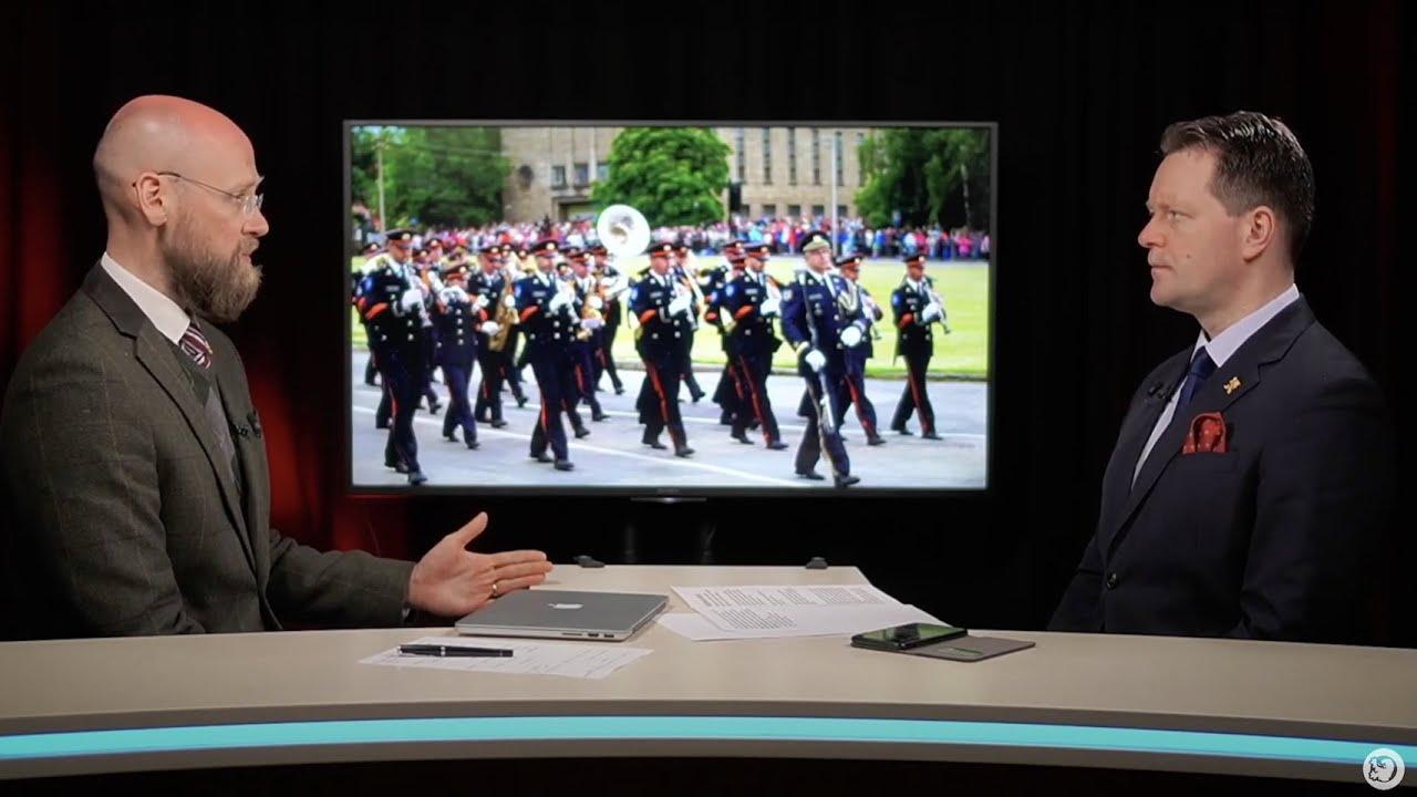 Fookuses: kaitseväe orkester militaarse kultuuri ja iseseisvuse sümbolina peab alles jääma!