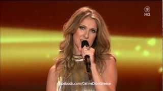 Celine Dion - River Deep, Mountain High (BAMBI Awards 2012) HD