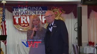 Virginia Women for Trump 2017 Inaugural Celebration honoring Col. Lewis