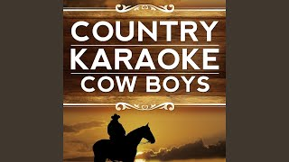 Cotton Fields (Karaoke Version) (Originally Performed By Creedence Clearwater Revival)