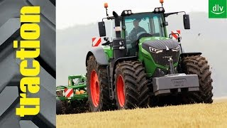 Fendt 1050 Vario im traction-Erstkontakt