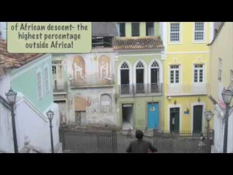 Travei tips for visiting Salvador de Bahia- the original captial of Brazil!