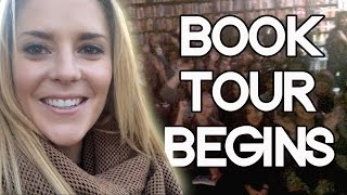 sunDIARY: BOOK TOUR BEGINS // Grace Helbig Thumbnail