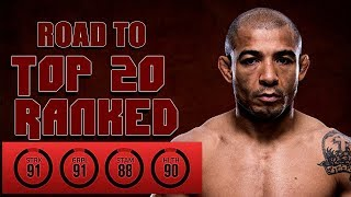 EA UFC 3 | Road To Top 20 Ranked | Ep.1