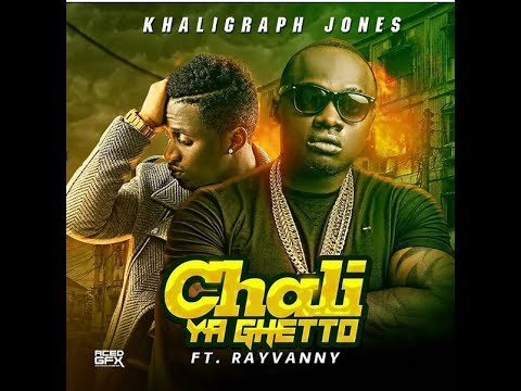 Khaligraph Ft Rayvanny - Chalii Ya Ghetto Official Music Video