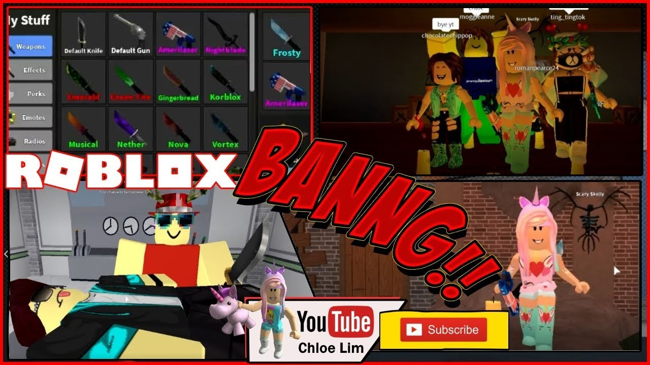 Roblox Murderer Mystery 2 Codes 2018 November Roblox Murder Mystery 2 Gamelog November 7 2018 Free Blog Directory