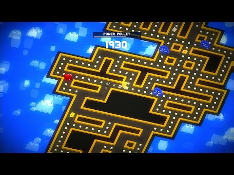 Pac-Man 256: Quick Look