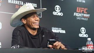 UFC Sao Paulo: Alex Oliveira Post-Fight Press Conference - MMA Fighting