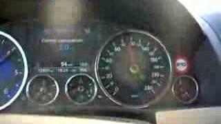 VW Touareg 0-100