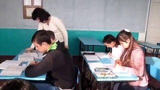 Урок алгебры в 8-ом классе(Тема: