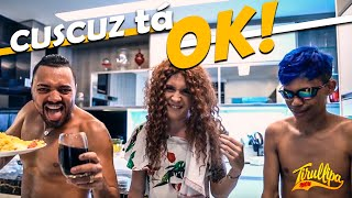 CUSCUZ TÁ OK / TIRULLIPA SHOW / Parodia Tudo ok