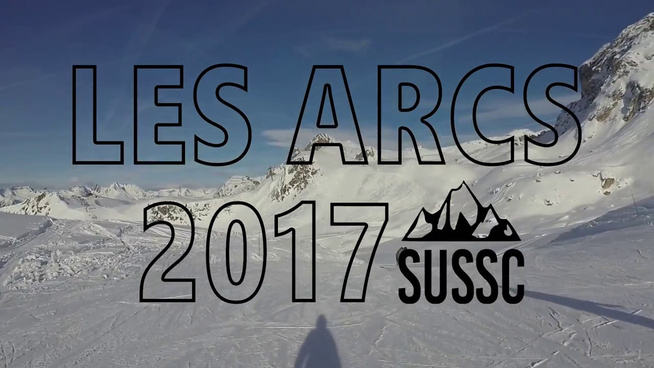 les arcs 2017 with sussc youtube. Black Bedroom Furniture Sets. Home Design Ideas
