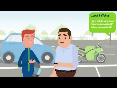 Claims Service & Legal Cover