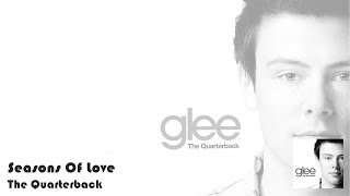 Glee - Seasons Of Love (Lyrics On Screen)