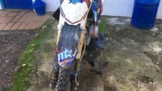 Pit bike zs 190cc 5v