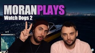 Moran Plays - Watch Dogs 2 (Первый летсплей Макса +100500)