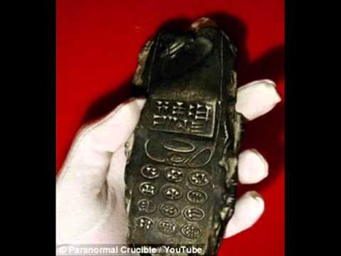 UFO Hunters Claims '800 Year Old Mobile Phone Dug Up In Austria