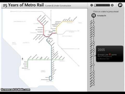 LA Metro Expansion