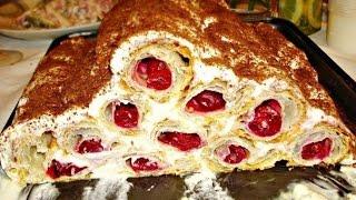 Торт - Монастырская изба