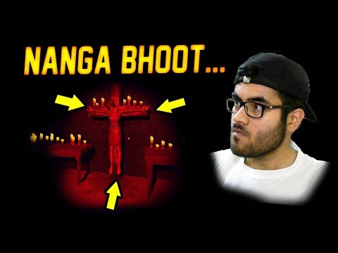 ???????? Iss Game Ka Bhoot NANGA Hai.. ???????? Ft. Scarecrow | GrandMa Horror Game | Hitesh KS