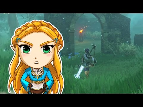 The Lost Woods | The Legend of Zelda: Breath of the Wild #19
