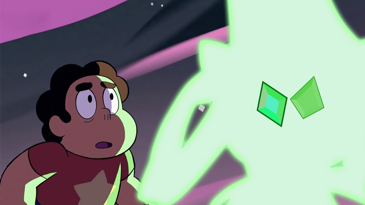 Enter: Green Diamond Fusion [Steven Universe: Reunited Theory] Crystal Clear