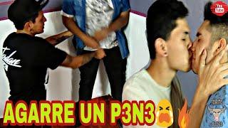 LE AGARRO SU P3N3 3R3CT0|RETOS EXTREMOS #3|TORITO BLOGS