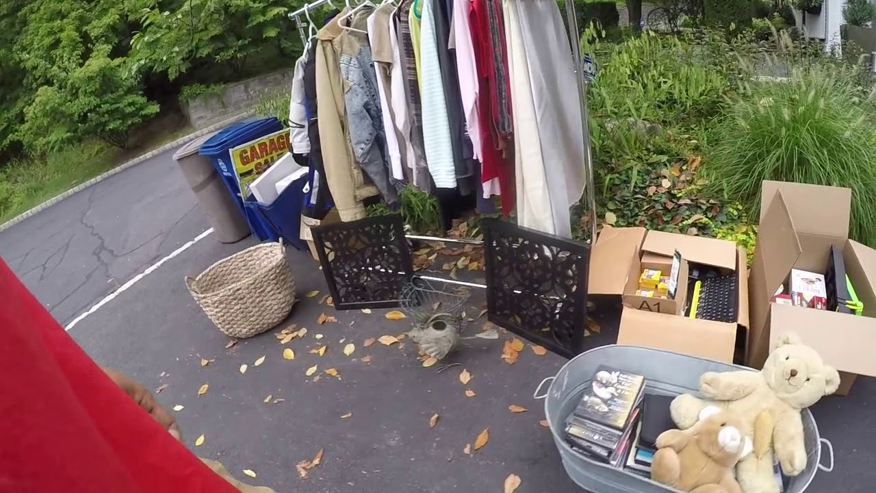 Download Flea market shopping! Yard sale stop! & picking up a bunch of scrap! My idea of a good day!