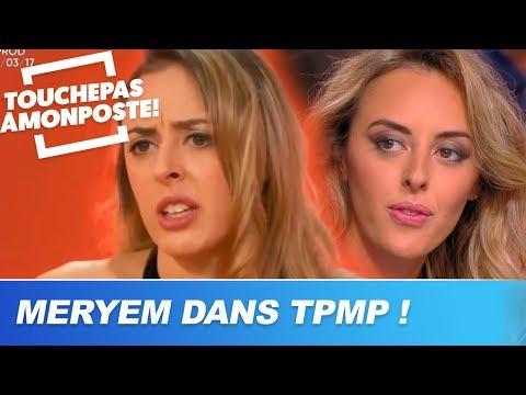 """""""J'suis pas venue ici pour souffrir ok?"""" : Meryem, nouvelle chroniqueuse de TPMP"""