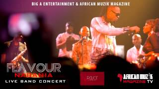 Flavour N Abania New York Live Band Concert 2013 US Tour Episode 4