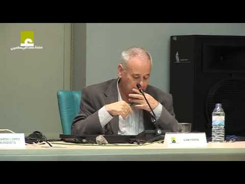 Conference by Ilan Pappé: The Semblance of Peace in Palestine