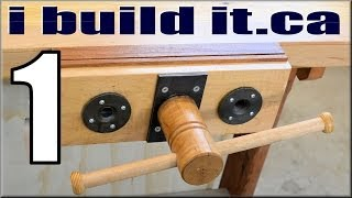 Making A Woodworking Vise, Part 1 Of 10