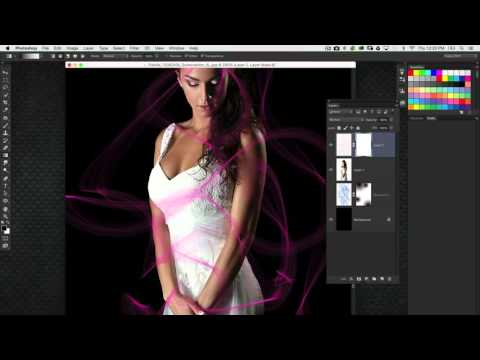 Corel Painter Particle Shop: New Enhanced Layer Support