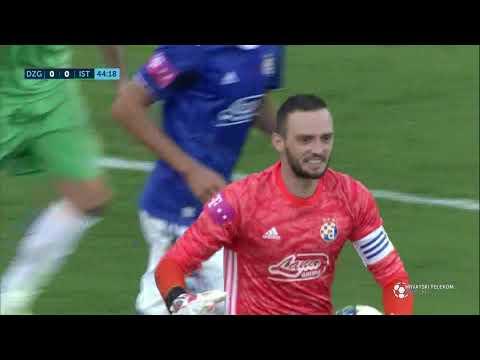 DINAMO Vs ISTRA 1961 1:0 (8.kolo, HT Prva Liga 19/20)