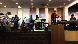 Tabernacle Family Band featuring Hendri lamiri - Kasih Allahku Sunggu T
