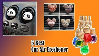 5 Best Car Air Freshener