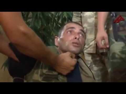 The armenian farmer has been captured by Azerbaijani army general staff