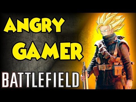 ANGRIEST BATTLEFIELD 1 PLAYER EVER  - Barrot & Negs - trolls