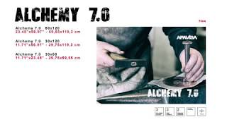 Alchemy 7.0 Collection by Apavisa Porcelain