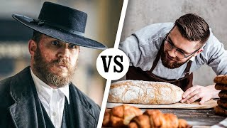 Peaky Blinders prank call to a bakery... (THEY RECOGNISED HIM!)