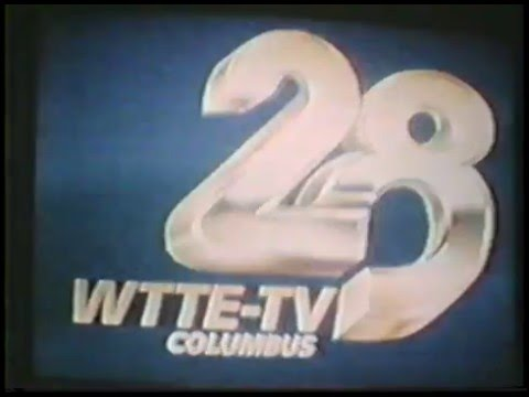 On The Air - WTTE TV 28 Circa 1989