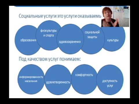 Видеосеминар Социальные услуги в деятельности социально ориентированных некоммерческих организаций