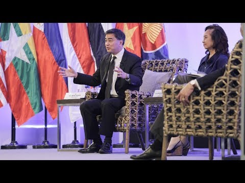 Conversation with Former President Macapagal-Arroyo and Former PM Vejjajiva - Part 2