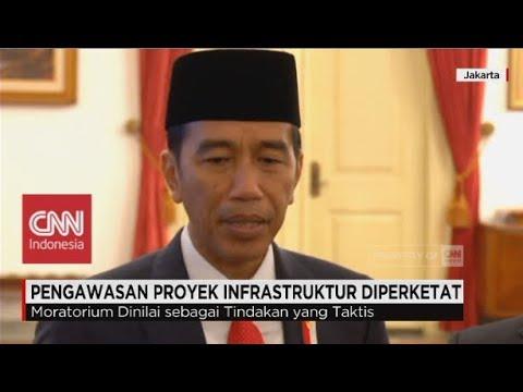 Presiden Jokowi Meminta Pengawasan Proyek Infrastruktur Diperketat Mp3