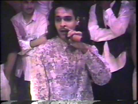 JOHNNY O LIVE AT LEVELS 1991