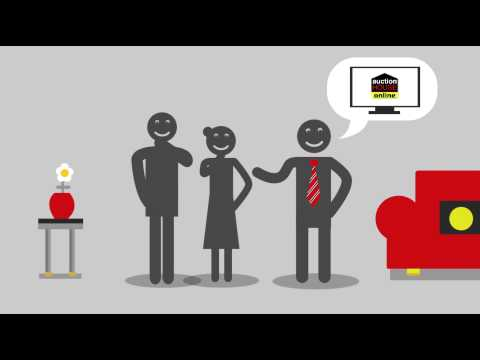 Auction House  – Guide to Selling Property via Online Auction