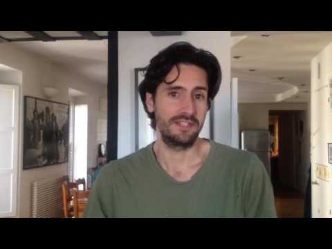 Juan Diego Botto habla a Marcos Ana