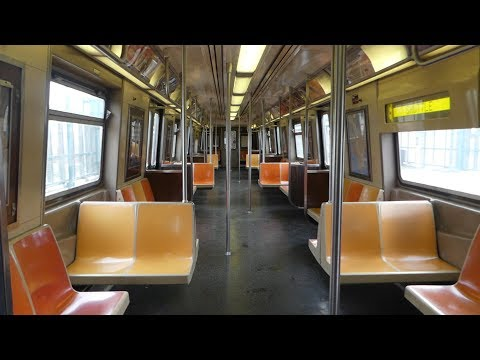 IND Far Rockaway Line: On Board R46 Rockaway Pk S Train from B90th St to B25th St (Plus Bonus)