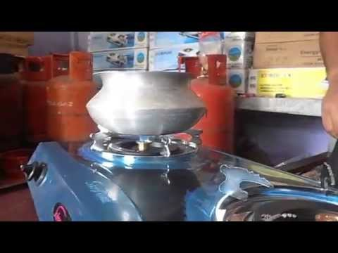 Energy Saving Gas Stove (35%-45% Gas Save on LPG) *** Xinqi Bangladesh