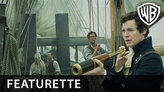 In The Heart of The Sea | Featurette 'The Myth of Moby-Dick' | 10 december in de bioscoop in 3D